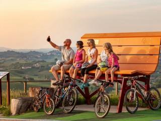 Monferrato, vigne... e Fausto Coppi - Ital Cycling Promotion